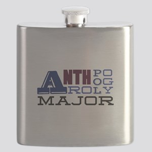Anthropology Major Flask