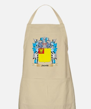 Jacob Coat of Arms - Family Crest Apron