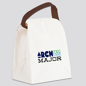 Architecture Major Canvas Lunch Bag