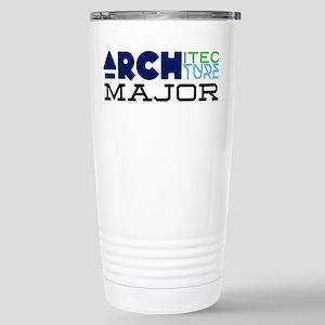Architecture Major Travel Mug