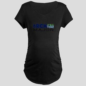 Architecture Major Maternity T-Shirt