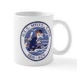 USS MYLES C. FOX Mug