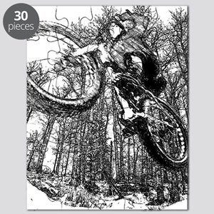 Flying fatbike Puzzle