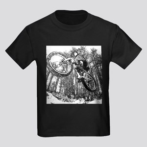 Flying fatbike T-Shirt