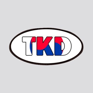 Tae Kwon Do (TKD) Patches