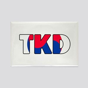 Tae Kwon Do (TKD) Magnets