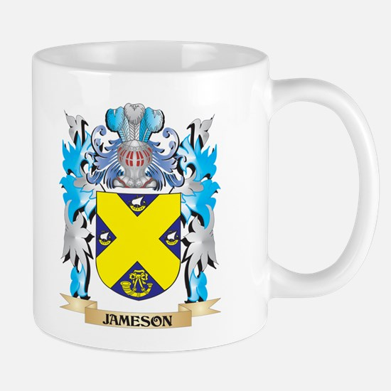 Jameson Coat of Arms - Family Crest Mugs