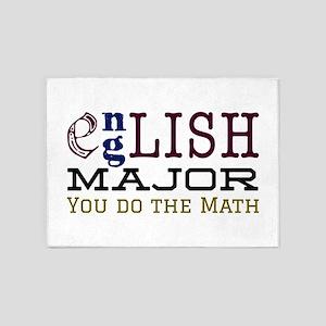 The Math 5'x7'Area Rug