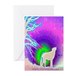 Winter Wolf Greeting Cards (10 Pk)
