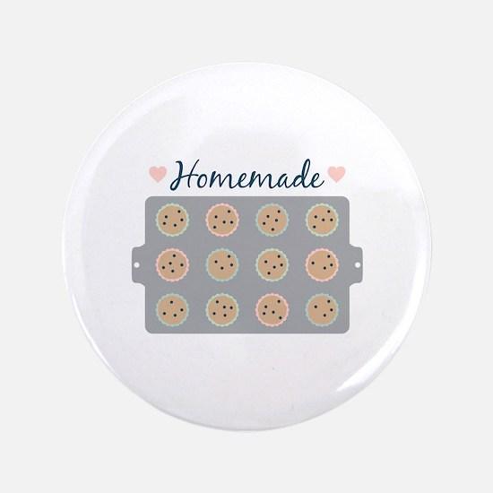 "Muffin Baking Pan Homemade 3.5"" Button"