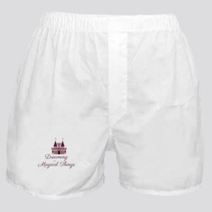 Dreaming of Magical things Boxer Shorts