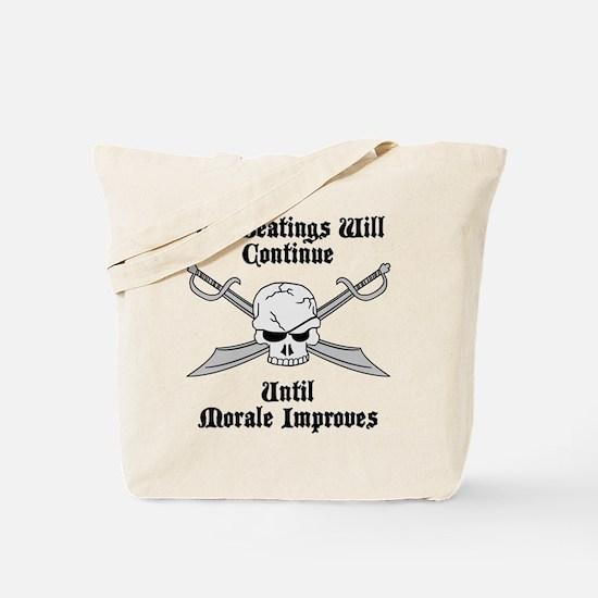Morale Tote Bag