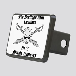 Morale Rectangular Hitch Cover