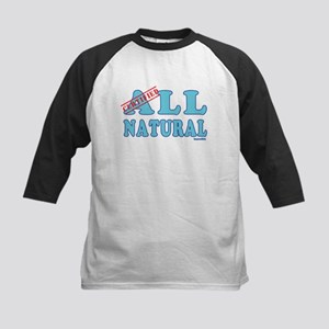 All Natural Kids Baseball Jersey