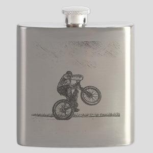Fatbike wheelie Flask