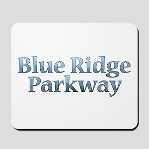 Blue Ridge Parkway NC Mousepad