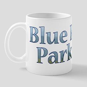 Blue Ridge Parkway NC Mug