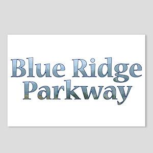 Blue Ridge Parkway NC Postcards (Package of 8)