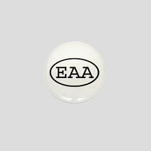 EAA Oval Mini Button