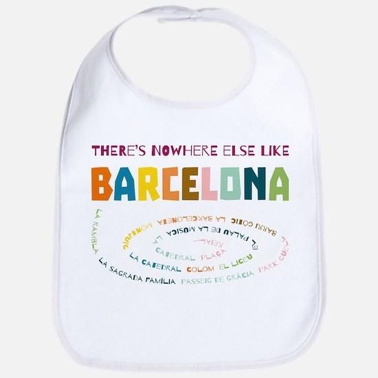 There's nowhere else like Barcelona Bib