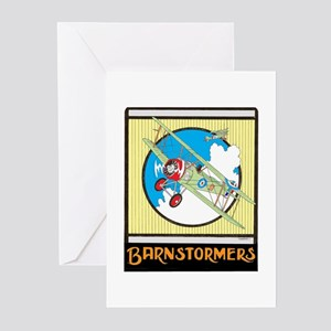 BARNSTORMERS Greeting Cards (Pk of 10)