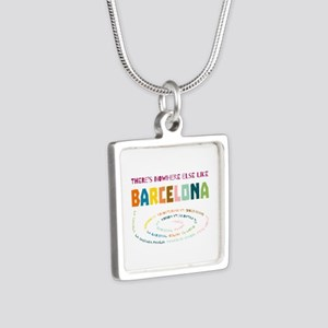 There's nowhere else like Barcelona Necklaces