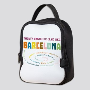 There's nowhere else like Barce Neoprene Lunch Bag