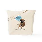 Please Don't Wear My Friends Tote Bag