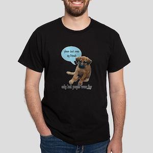 Please Don't Wear My Friends Dark T-Shirt