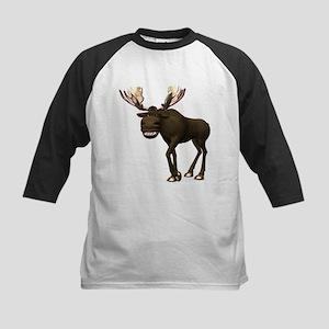Moose Baseball Jersey