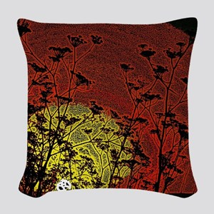 Australian Sun Woven Throw Pillow