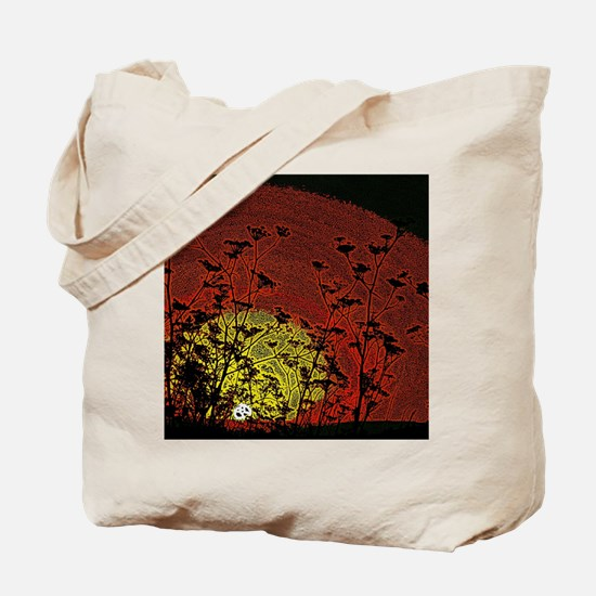 Australian Sun Tote Bag