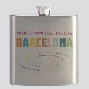 There's nowhere else like Barcelona Flask