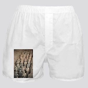 Terracotta Army, China. Boxer Shorts