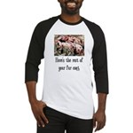 Rest of Your Fur Coat Baseball Jersey