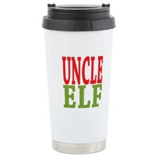 Uncle Elf 16 oz Stainless Steel Travel Mug