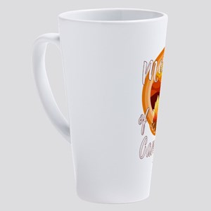 Master of the Campfire 17 oz Latte Mug