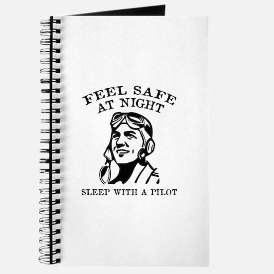 Sleep With A Pilot Journal
