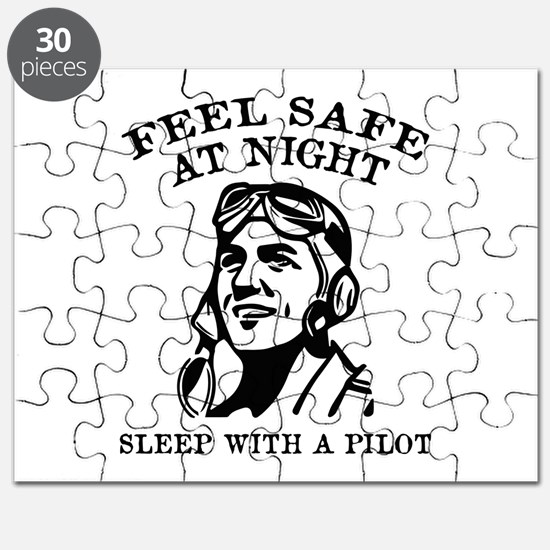 Sleep With A Pilot Puzzle