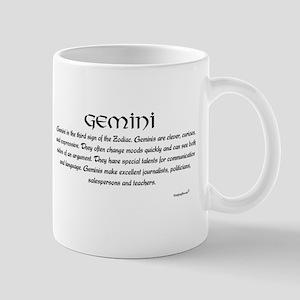 Gemini Coat-of-Arms Mug
