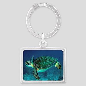 Ocean Turtle Keychains