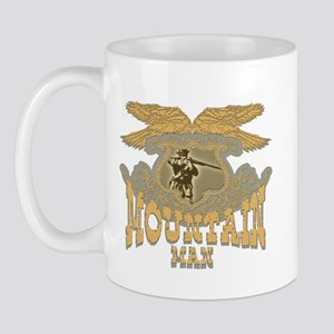 mountain man collectibles Mug