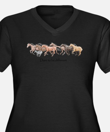 dare to be different Plus Size T-Shirt