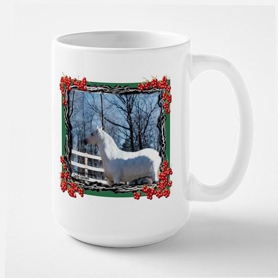 Large Holiday  Mug