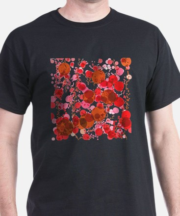 Bubbles Red T-Shirt