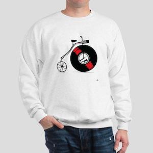 Record Bike Sweatshirt