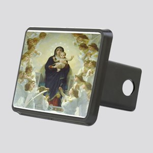 Mother Mary Hitch Cover