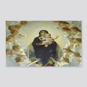 Mother Mary Area Rug