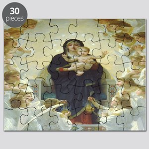 Mother Mary Puzzle