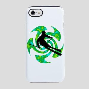 SKI FLUIDITY iPhone 7 Tough Case